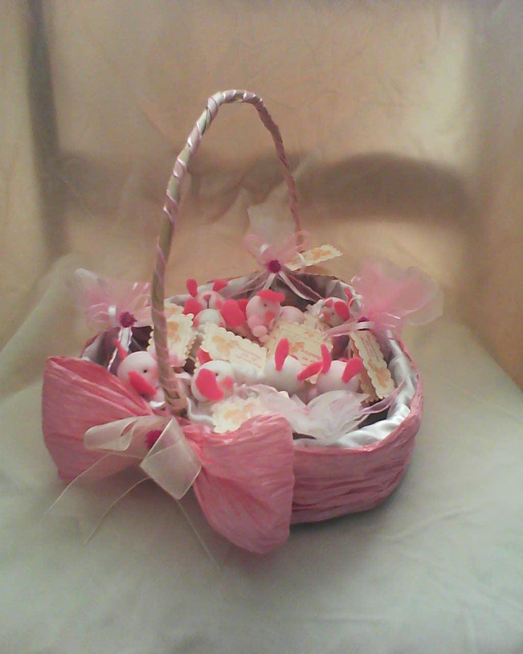 Decoracion de canastos para regalitos c diz foro - Decoracion de cestas ...